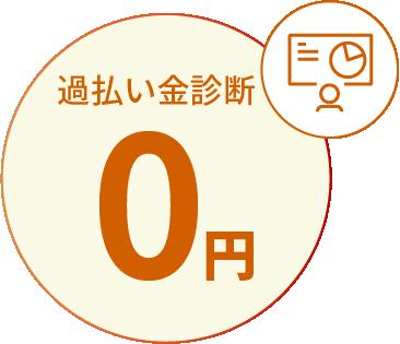 過払い金診断0円